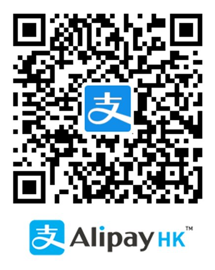 The Tsung Tsin Mission of Hong Kong Social Service Donation Offline QR Code